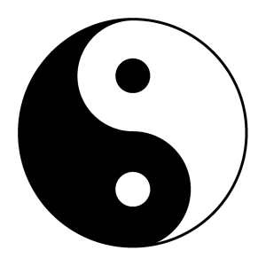 Yin-Yang-figuur