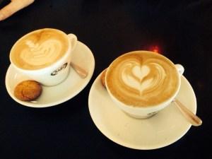 koffie met God