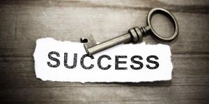 sleutel-succes