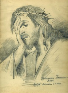 Jesus Picture drawing Final
