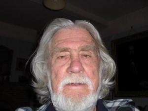 old man long hair