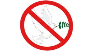 geen vrede