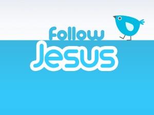 jezus volgen
