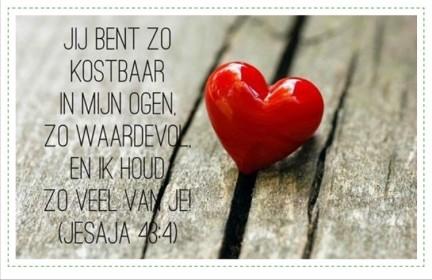 jesaja over liefde